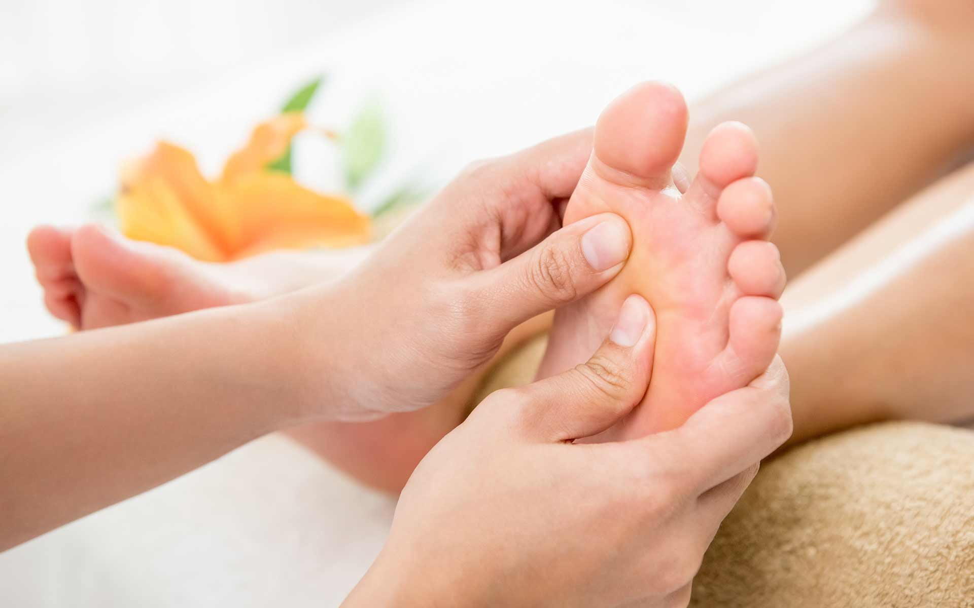 Saskia Anders-Giehrl Fußreflextherapeutin, Naturheilpraxis Gilching