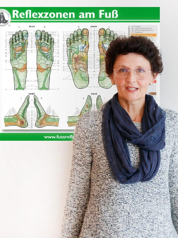 Saskia Anders-Giehrl - Reflexzonen